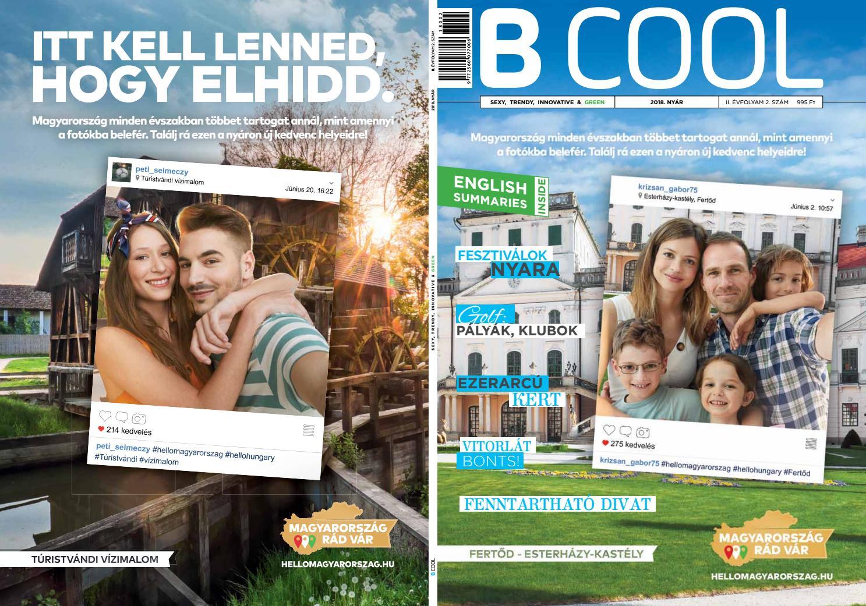 BCool Magazin 2018 Nyár by robert.asztalos.pr - issuu fed2b86de0