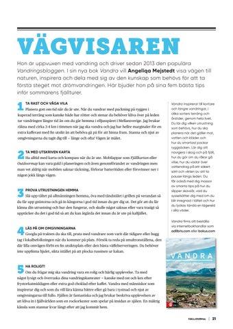 Page 21 of Vägvisaren