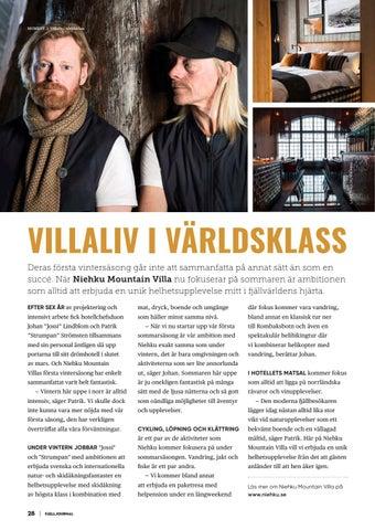 Page 28 of Villaliv i världsklass