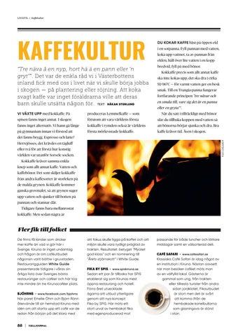 Page 88 of Kaffekultur