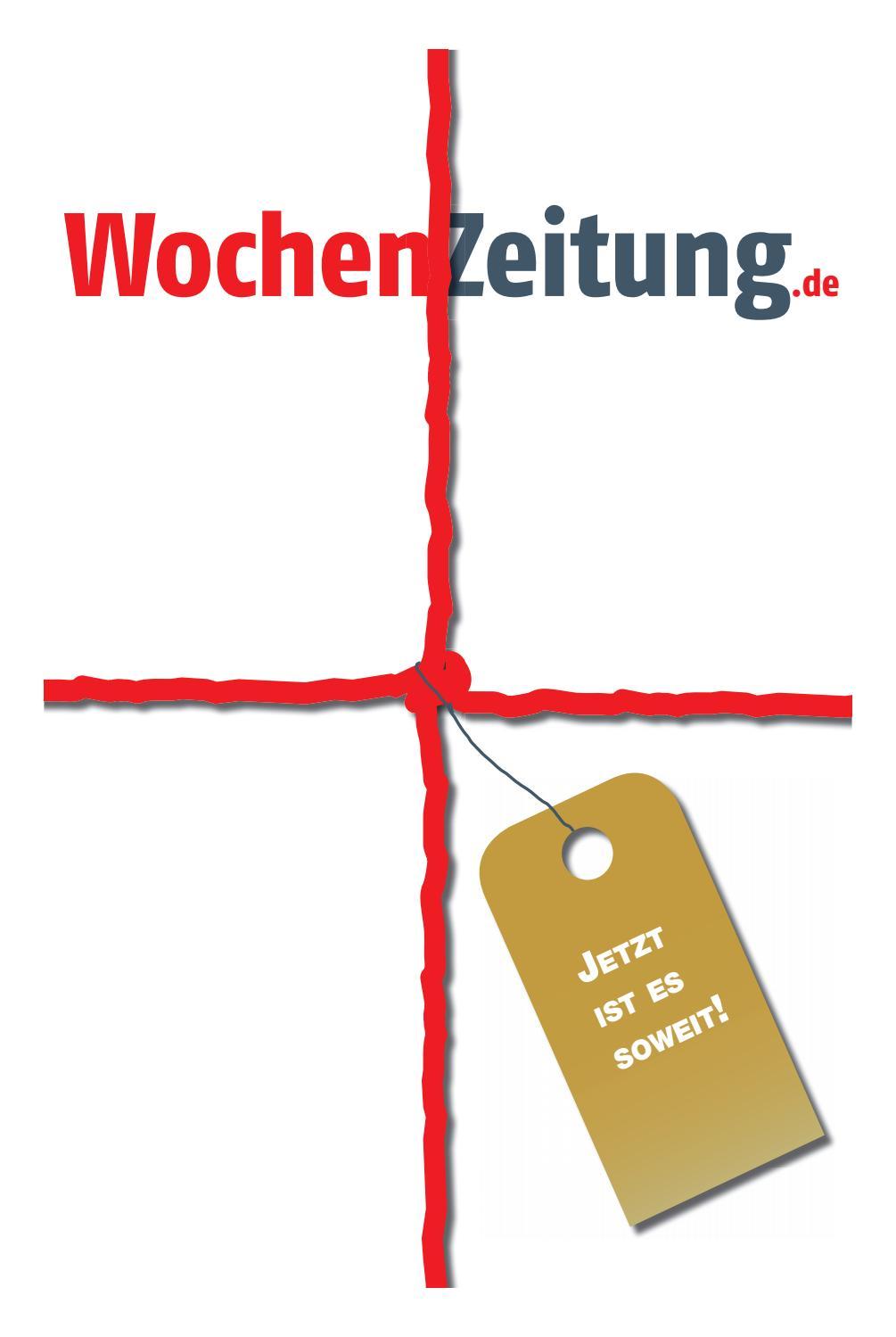 WochenZeitung Donauwörth KW 24.18 by WochenZeitung / SonntagsZeitung ...