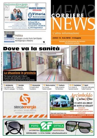 Paglialunga Ceramiche Prima Porta.Corriere News Giugno 2018 By Corriere News Issuu