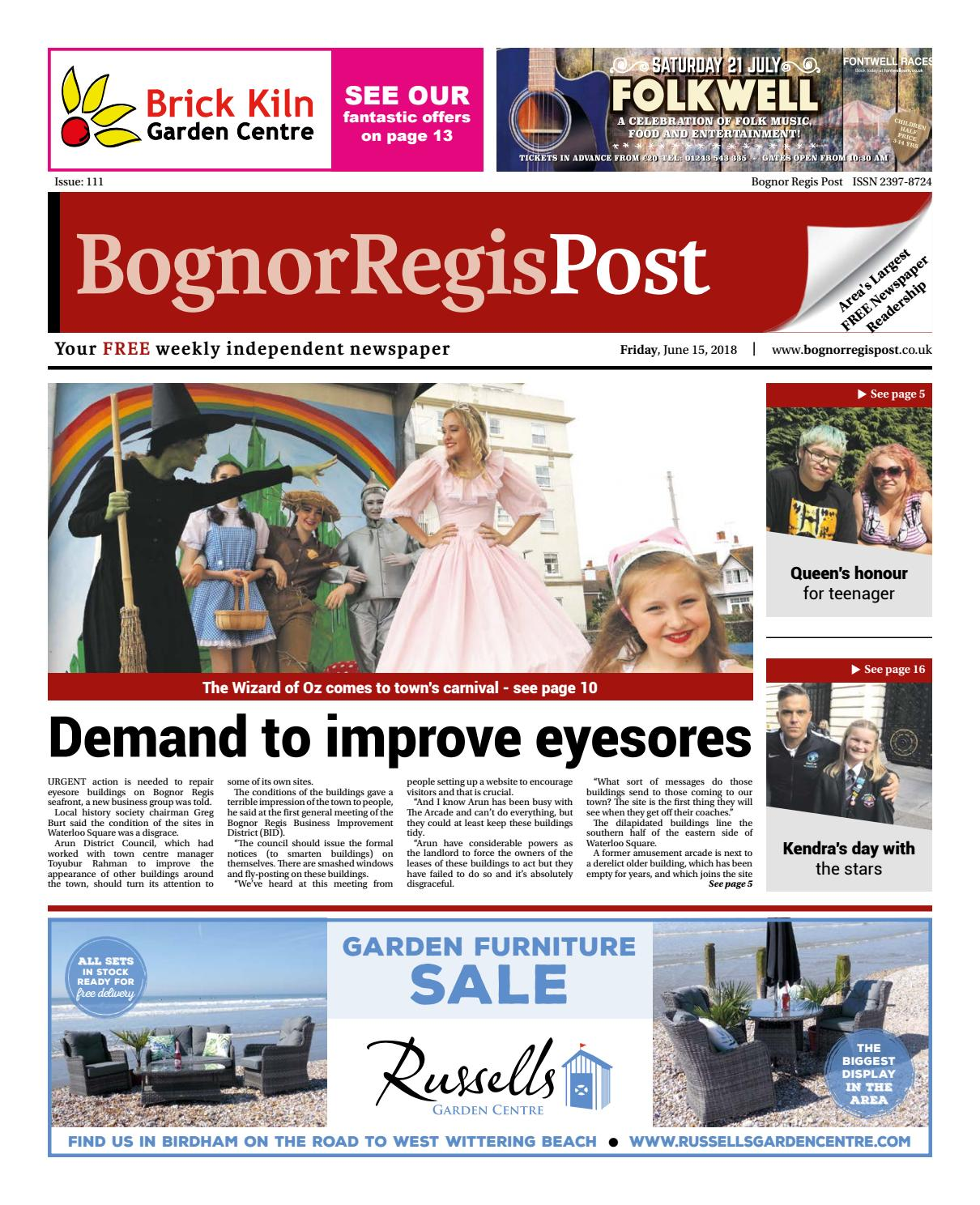 Bognor Regis Post Issue 111 By Newspapers Issuu Piping Layout Roger Hunt