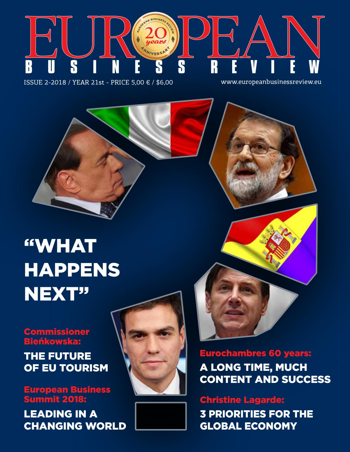 European Business Review (EBR) by European Business Review