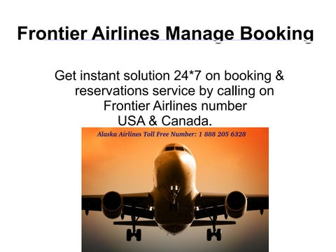 alaska airlines manage my booking