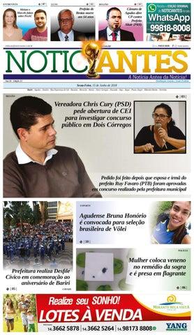 54f6ba746 Jornal Noticiantes - Edição 013 by Jornal Noticiantes - issuu