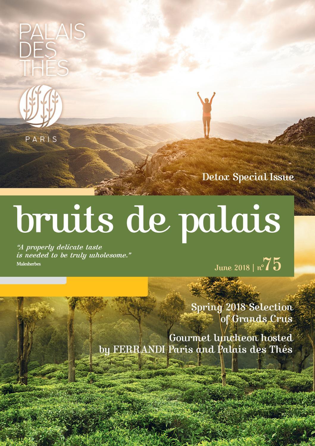 Bruits De Palais 75 En By Palais Des Thes Issuu