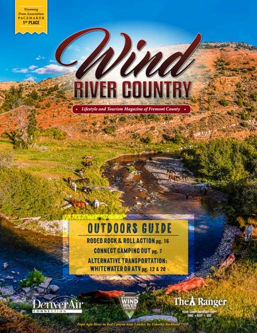 Wind River Country June 2018 by Ranger Publications - issuu