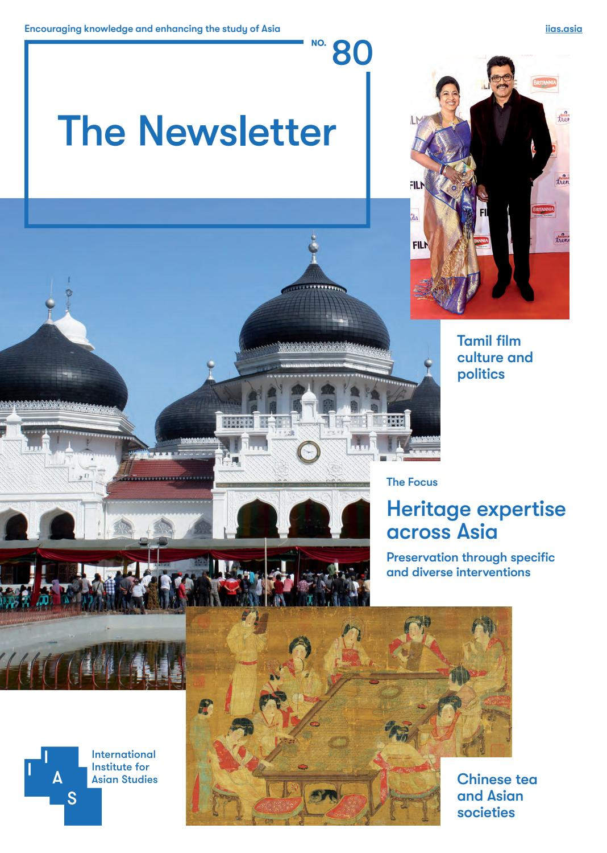 The Newsletter 80 Summer 2018 by International Institute for