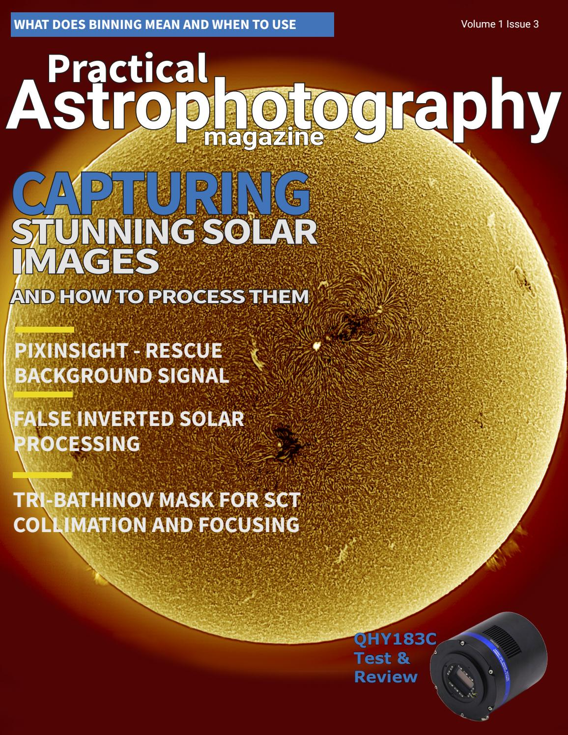 Practical Astrophotography Volume 1 Issue 3 by Practical