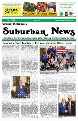 Suburban News West Edition June 17 2018 By Westside News Inc Issuu