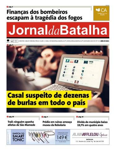 e07c0faee JORNAL DA BATALHA ABRIL 2018 by Jornal Batalha - issuu