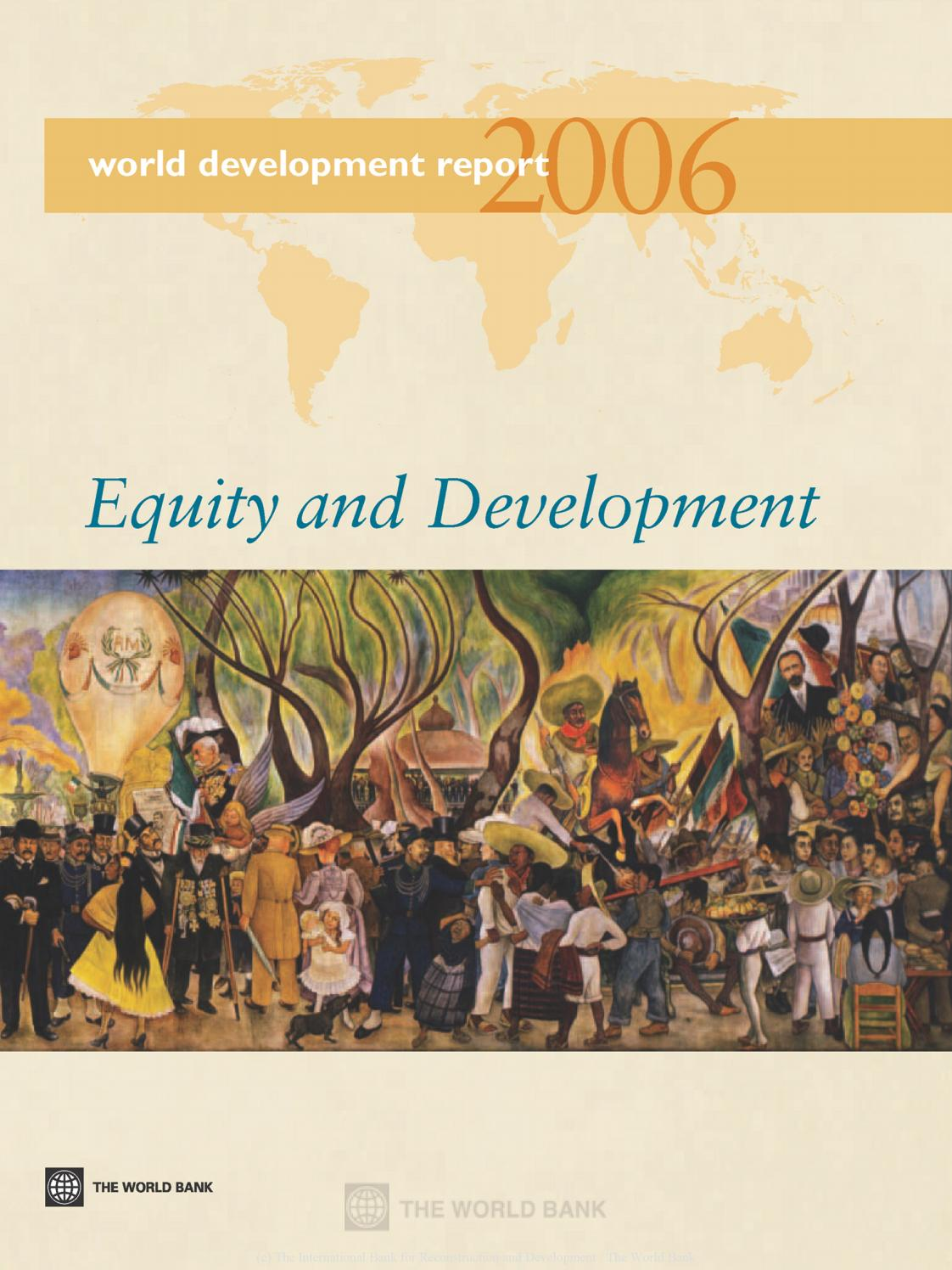 World Development Report 2006 by World Bank Group