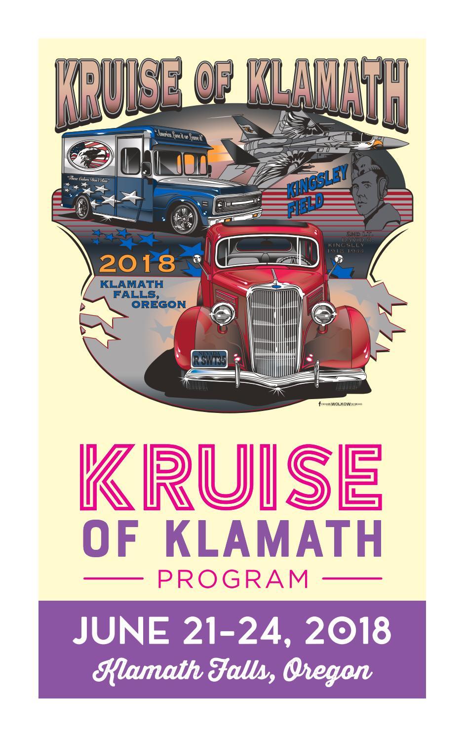 Klamath Kruise By Herald And News Issuu