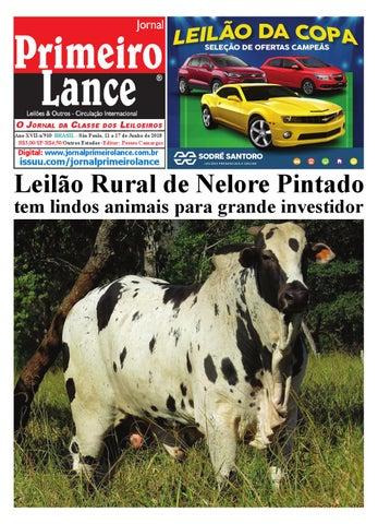 Edição 910 jpl 11 06 2018 Jornal Primeiro Lance by Jornal