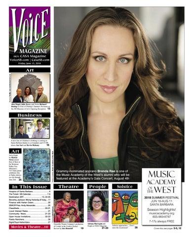 Voice Magazine June 15 2018 By Voice Magazine Casa Issuu