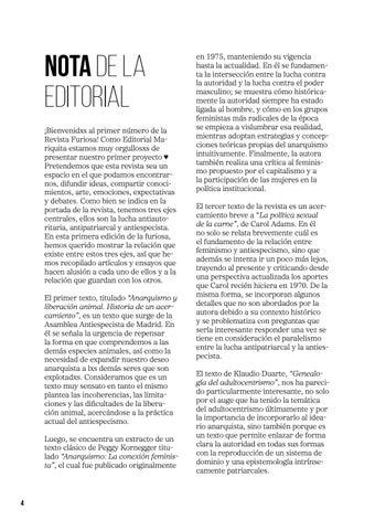 Page 4 of Nota de la editorial