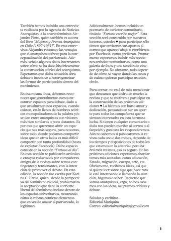 Page 5 of Nota de la editorial