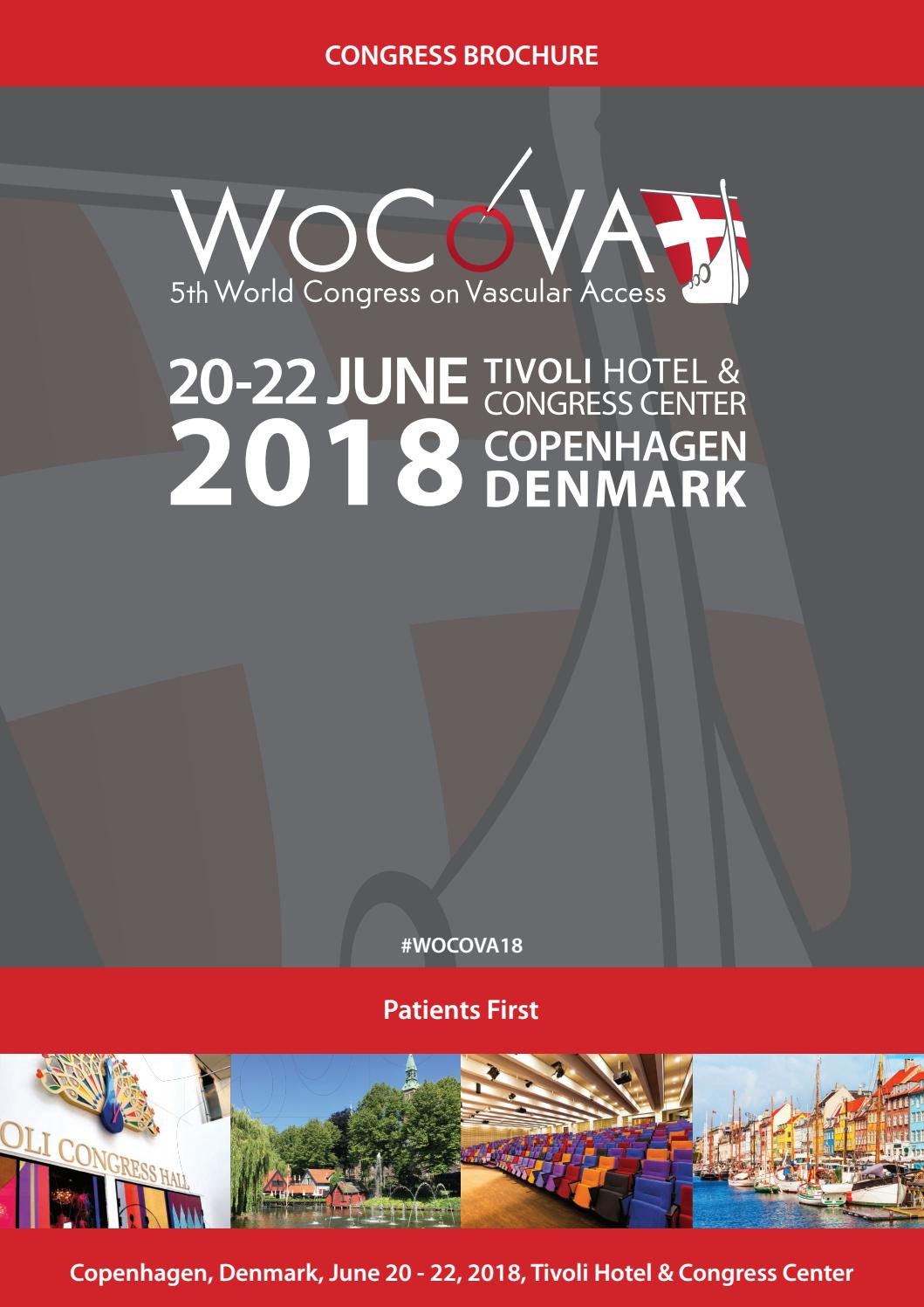Congress Brochure Wocova 2018 By Wocova Issuu