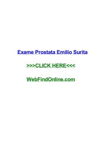 esame per la prostata free online
