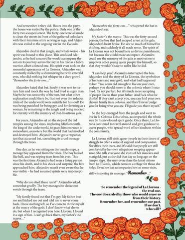 Page 5 of La Leyenda Real de La Llorona