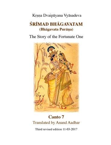 Srimad Bhagavatam 11th Canto Pdf