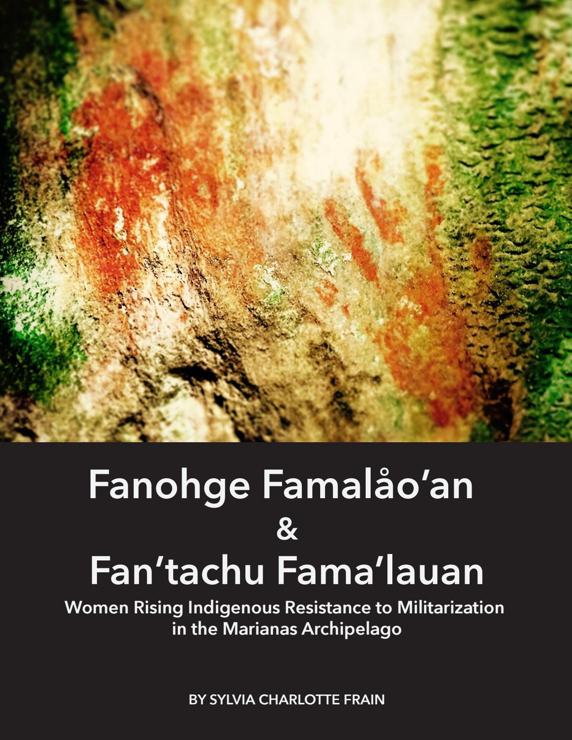 Fanohge Famalåo'an & Fan'tachu Fama'lauan by Guampedia - issuu