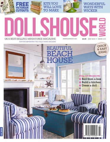 dolls house world july 2018