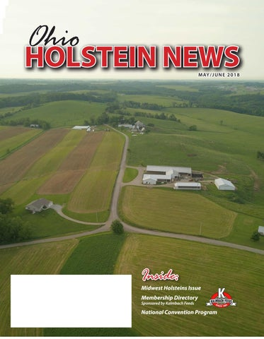 51558259ec6 Ohio Holstein News May June 2018 by Dairy Agenda Today - issuu