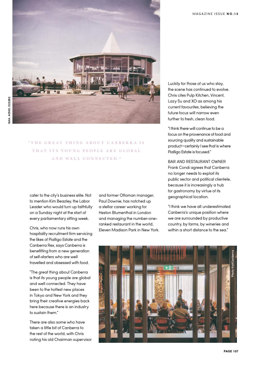 HerCanberra Magazine Issue 13: Taste by HerCanberra - issuu