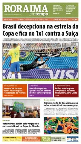 Jornal roraima em tempo – edição 960 by RoraimaEmTempo - issuu 290206c799a16