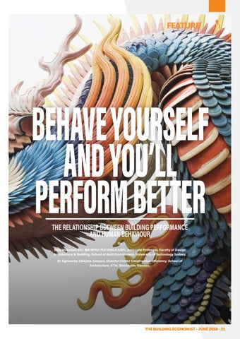 Page 23 of Behave Yourself and You'll Perform Better