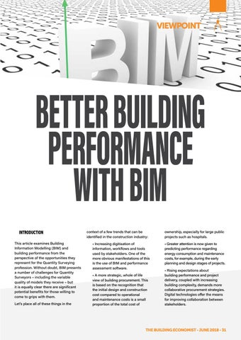Page 33 of Better Building Performance with BIM