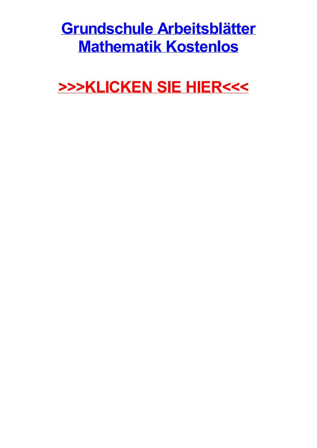 Großartig CML Mathe Arbeitsblatt Bilder - Mathe Arbeitsblatt ...