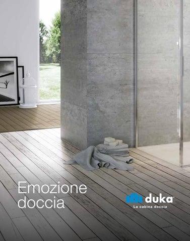 Box Doccia Duka Listino Prezzi.Programma Generale Di Duka La Cabina Doccia It By Duka