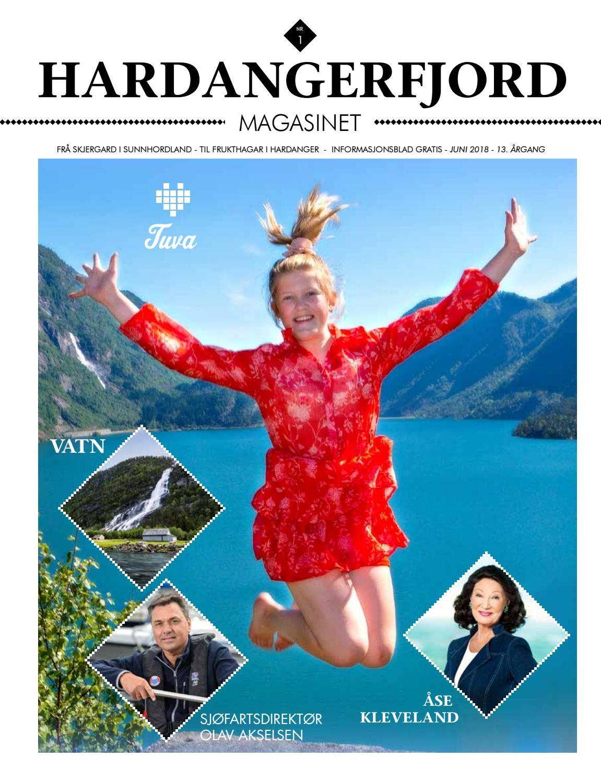 Hardangerfjordmagasinet 01 2018 by poppcorn design - issuu 2529cb20ea488