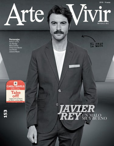 4066cb278812 Arte de Vivir 153 by Paz Romanillos - issuu