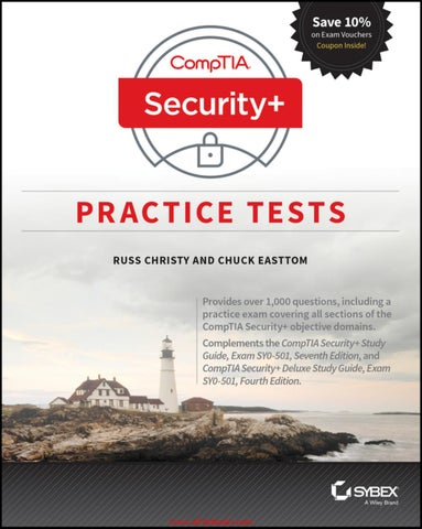 CompTIA Security+ Practice Tests by MyITEdu4u - issuu
