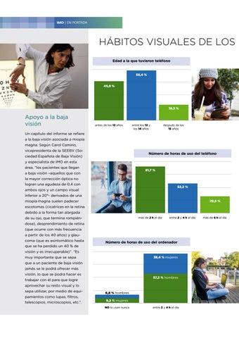 Page 10 of Hábitos visuales de los universitarios