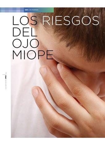 Page 4 of Los riesgos del ojo miope