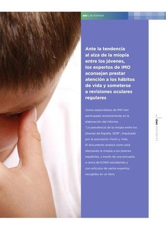 Page 5 of Los riesgos del ojo miope