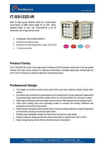 8c6ccb60800a8 IT-SS122D-IR Infrared Illuminator