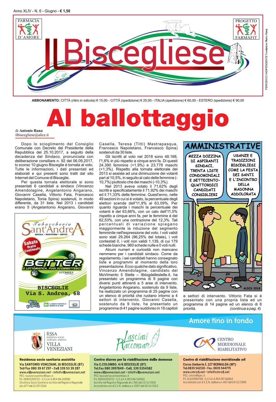 Di Pinto Bisceglie Materiale Edile giugno 2018 by piùbaidea - issuu