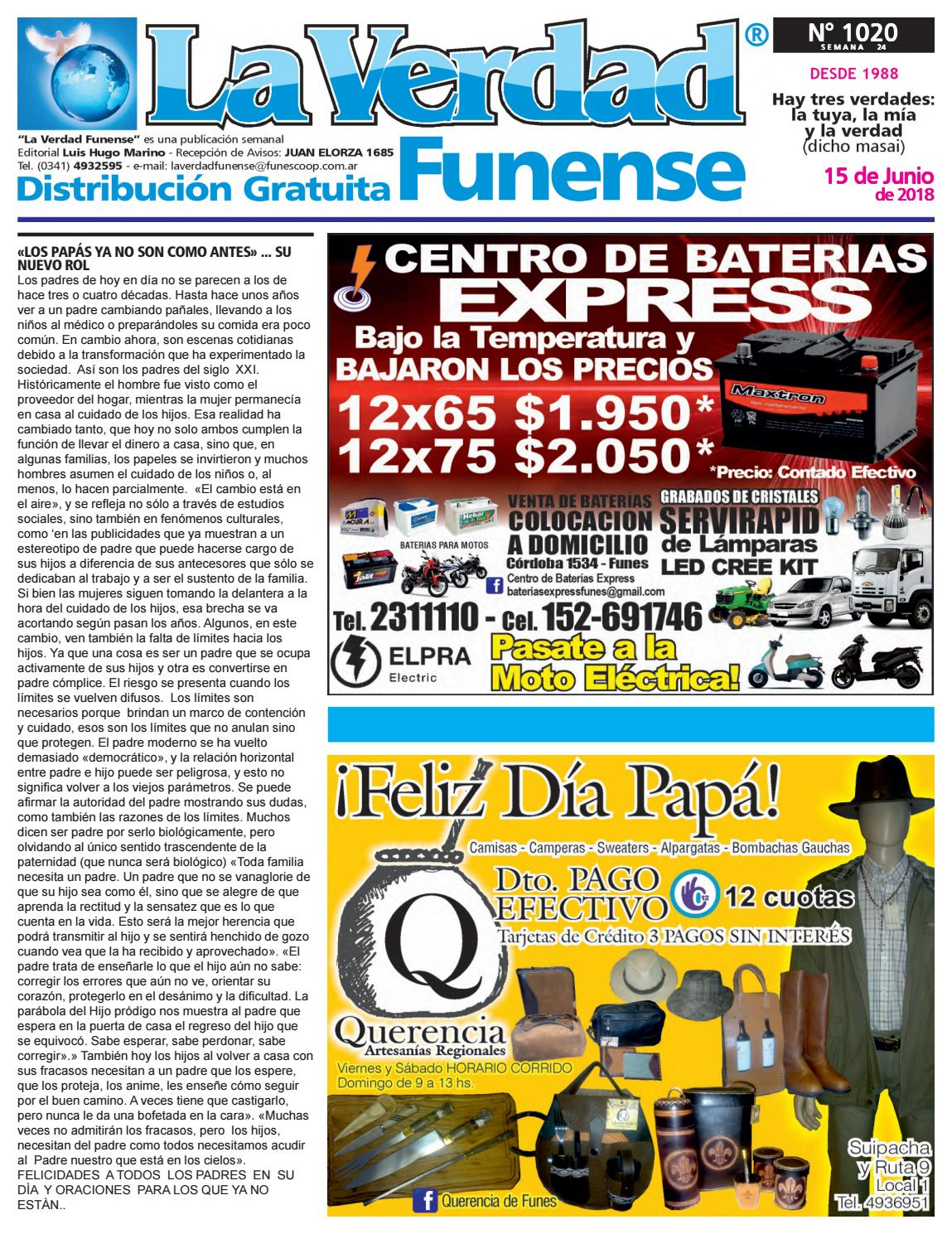 8aacf1be7 1020 15 06 by La Verdad Funense - issuu