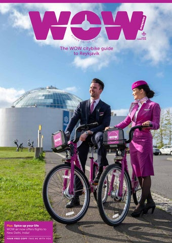 b217b4dbf4e WOW magazine issue three 2018 by WOW air - issuu