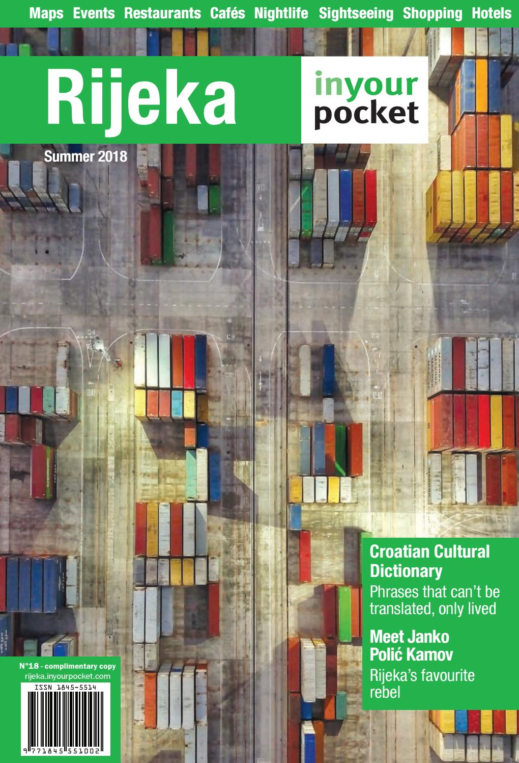 Rijeka In Your Pocket No18 by In Your Pocket City Guides - issuu