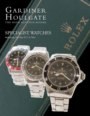 8c9893da82 Specialist Watches by Gardiner Houlgate - issuu