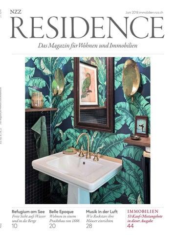 Perfekt Residence Juni 2018 By NZZ Residence   Issuu