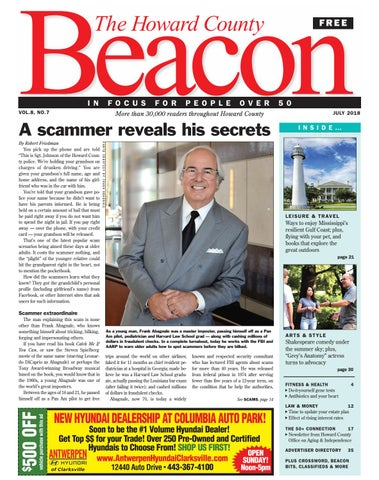 July 2018 | Howard County Beacon by The Beacon Newspapers - issuu