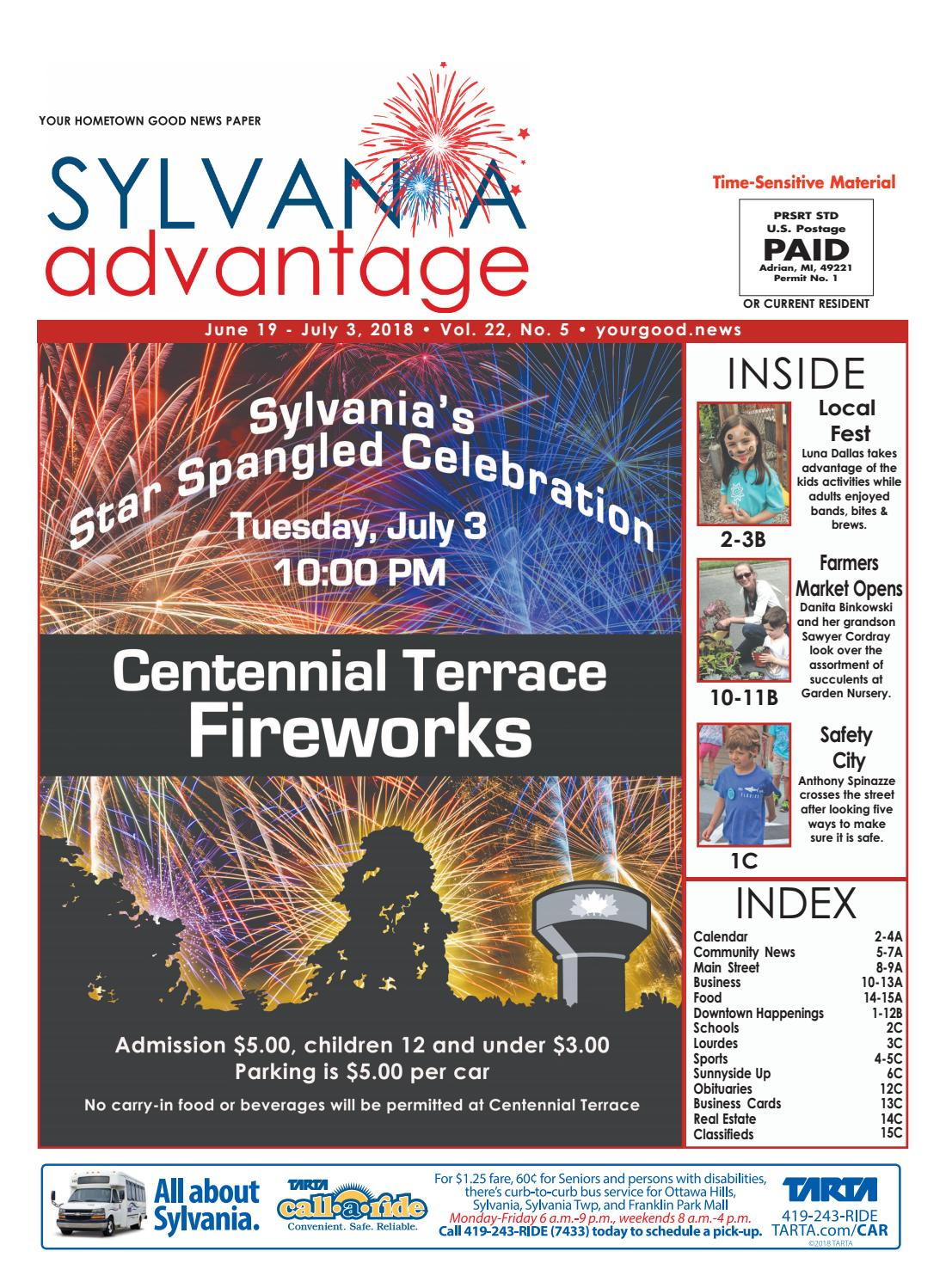 Sylvania advantage mid june 2018 by sylvaniaadvantage issuu